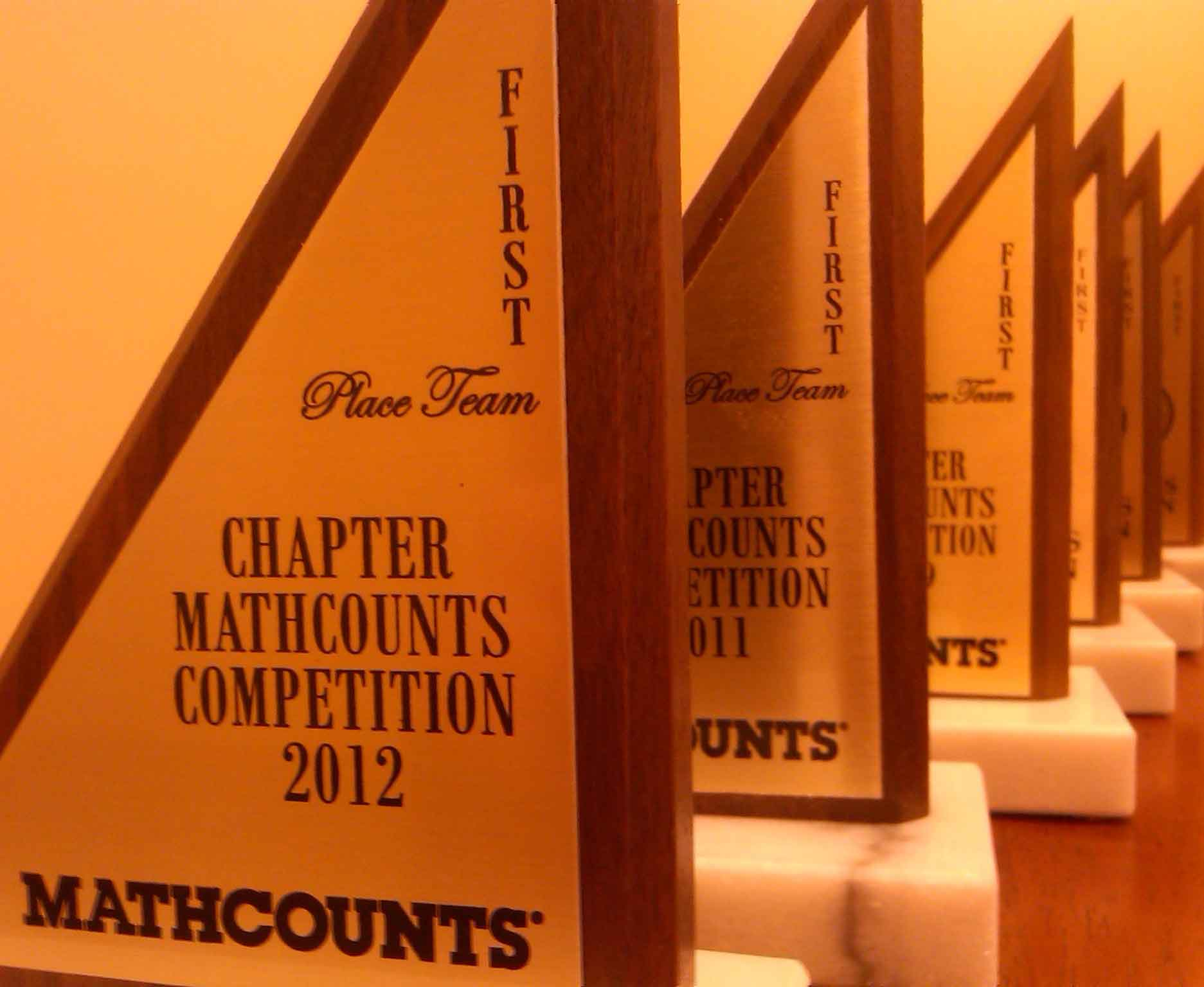 MathCounts Team