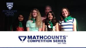 Powhatan Mathcounts team 2014