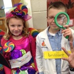 Vocabulary Dress Up Day at Powhatan School (Boyce)