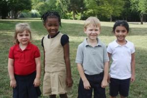 Kindergarten at Powhatan