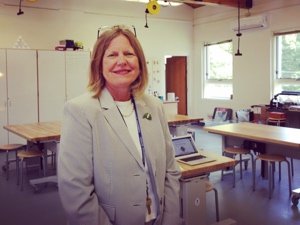 Sue Scarborough - Head of Powhatan School