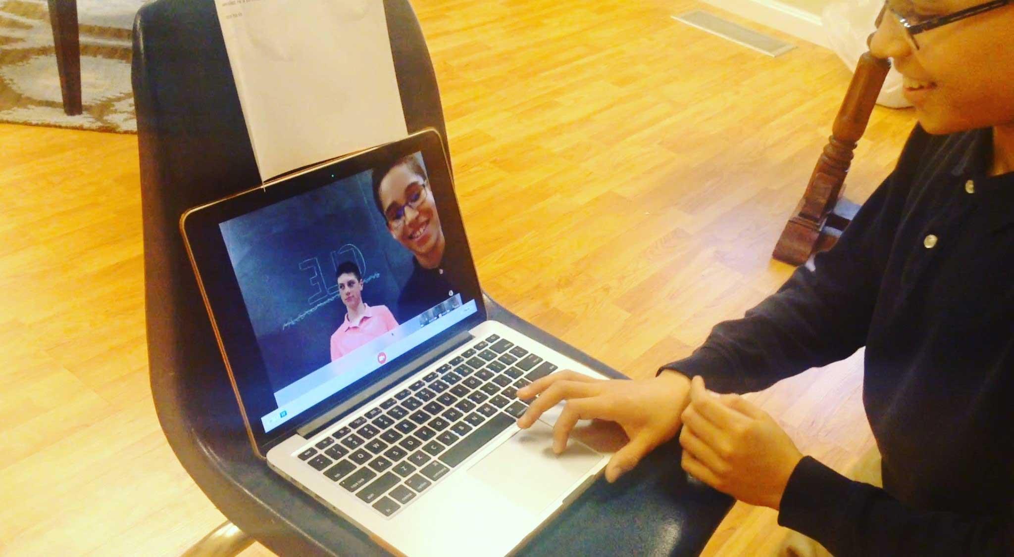 Innovative Classroom History : Bringing history alive through technology collaboration