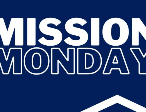 Mission Monday: Excellence