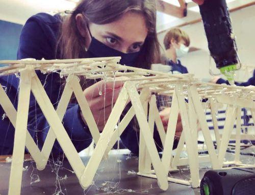 Maker Week: Bridge Building Design Challenge